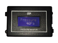 Bergstrom Pressure Monitor